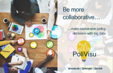 PoliVisu - Policy Development based on Advanced Data Analytics